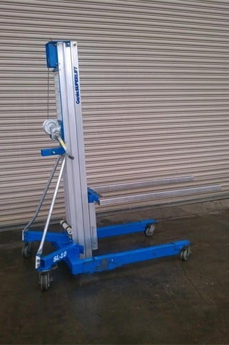 Quality Genie Lift Hire
